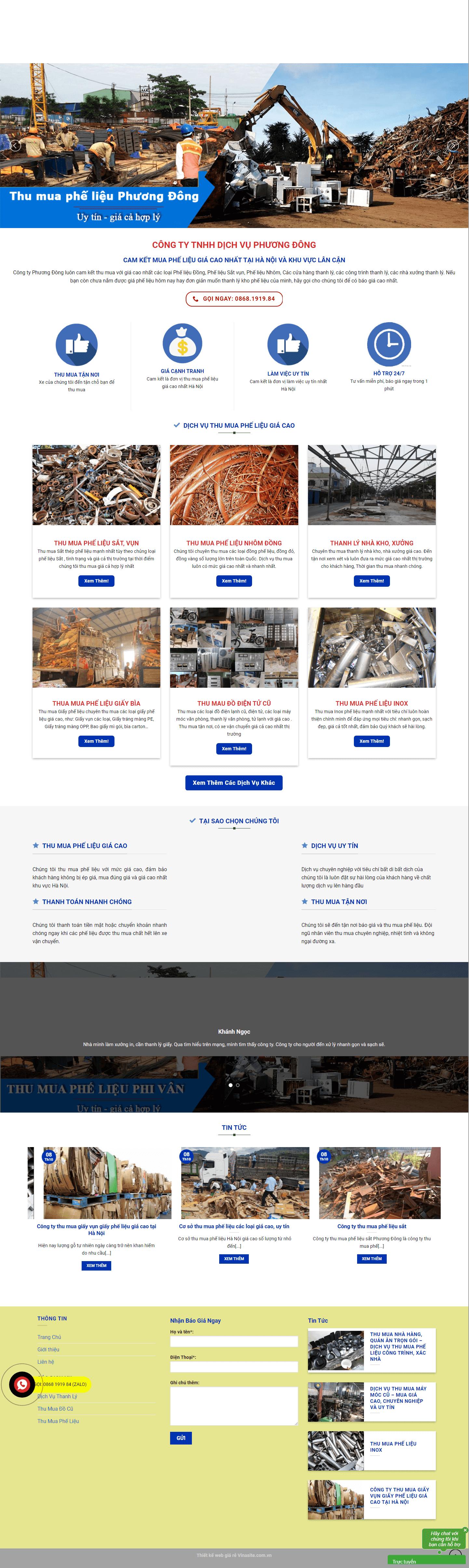 tongkhophelieuhanoi.com
